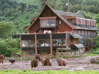 5 Days Aberdare-Nakuru-Masai Mara