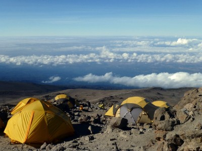 Mt Kenya-Sirimon-Chogoria Route