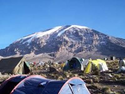 Mount Kilimanjaro Marangu Trekking