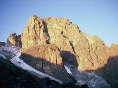 Mount Kenya Sirimon Route